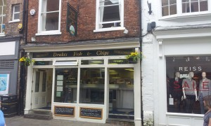 Best cafes and restaurants in York - Drake's Fish and Chips