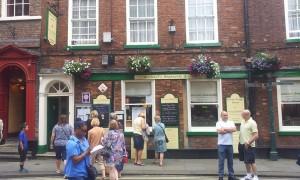 The best restaurants in York - Michael's Brasserie