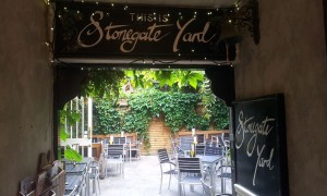 The best restaurants in York - Stonegate Yard